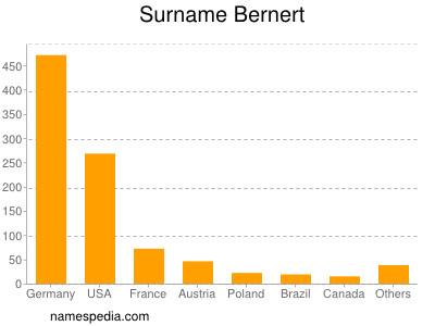 Surname Bernert