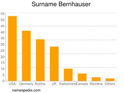 Surname Bernhauser