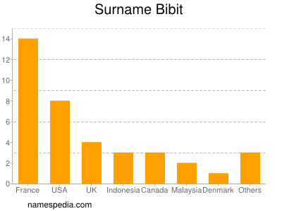 Surname Bibit
