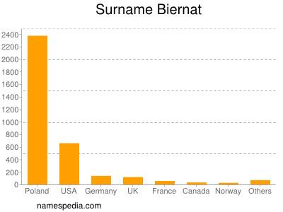 Surname Biernat