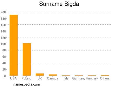 Surname Bigda