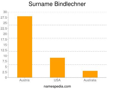 Surname Bindlechner