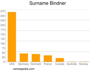 Surname Bindner