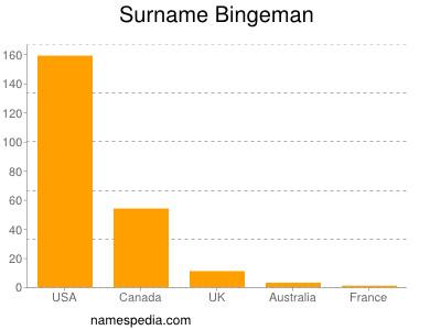 Surname Bingeman