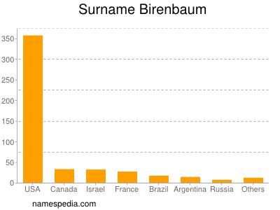 Surname Birenbaum