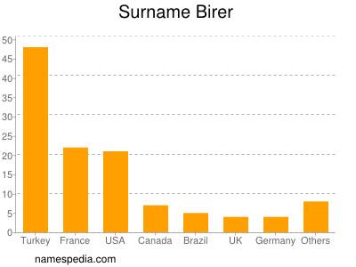 Surname Birer