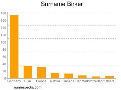 Surname Birker