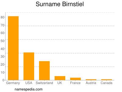 Surname Birnstiel