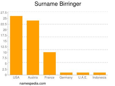 Surname Birringer