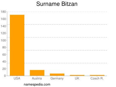 Surname Bitzan