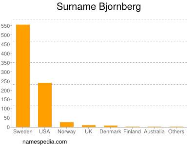Surname Bjornberg