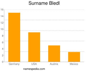 Surname Bledl