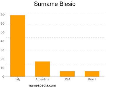 Surname Blesio