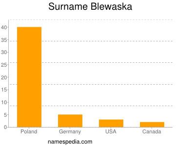 Surname Blewaska