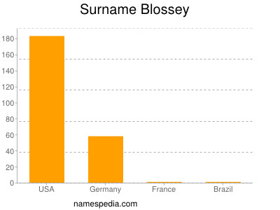 Surname Blossey