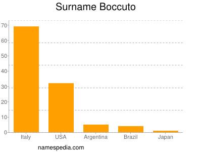 Surname Boccuto