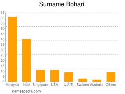 Surname Bohari