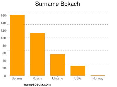 Surname Bokach