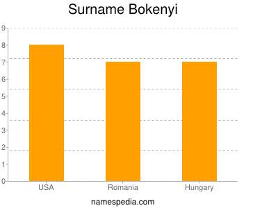 Surname Bokenyi