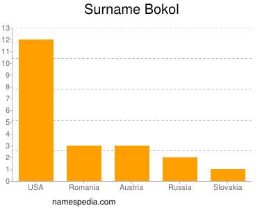 Surname Bokol
