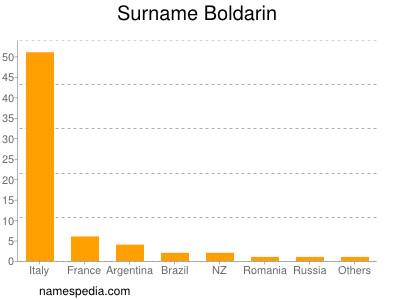 Surname Boldarin