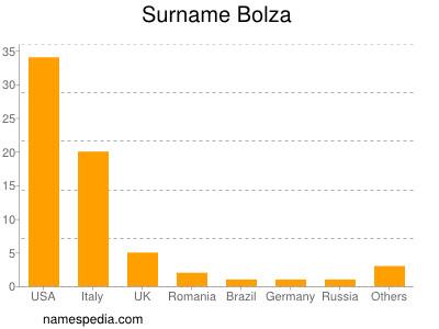 Surname Bolza
