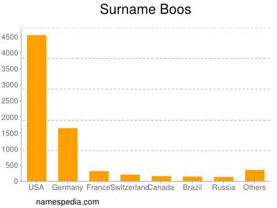 Surname Boos
