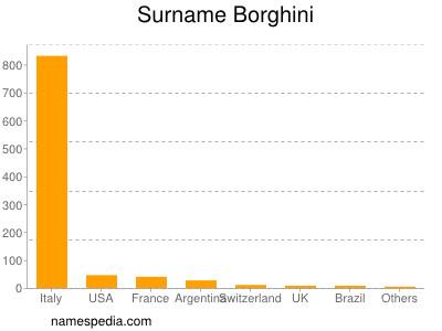 Surname Borghini