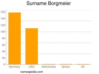 Surname Borgmeier