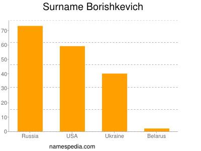 Surname Borishkevich