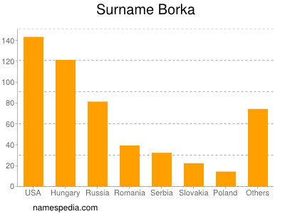 Surname Borka