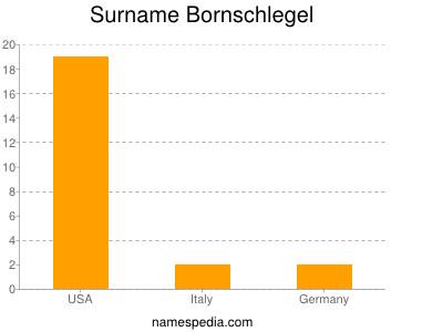 Surname Bornschlegel