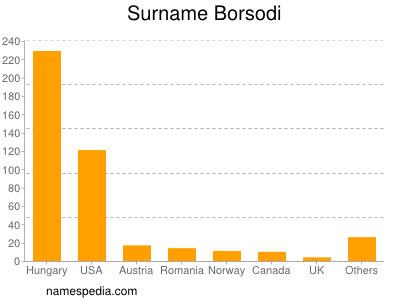Surname Borsodi
