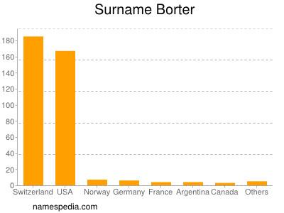 Surname Borter