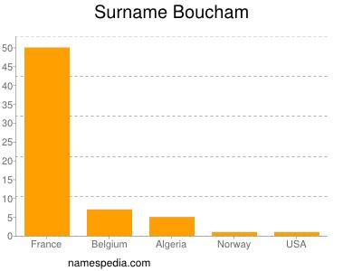 Surname Boucham