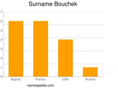 Surname Bouchek