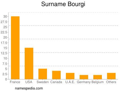 Surname Bourgi