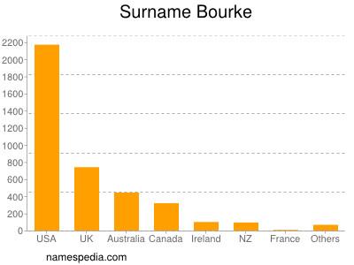 Surname Bourke