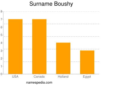Surname Boushy