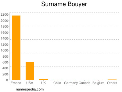 Surname Bouyer