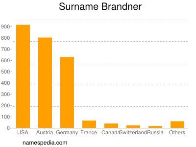 Surname Brandner