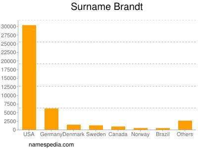 Surname Brandt
