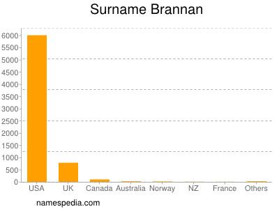 Surname Brannan