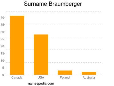Surname Braumberger