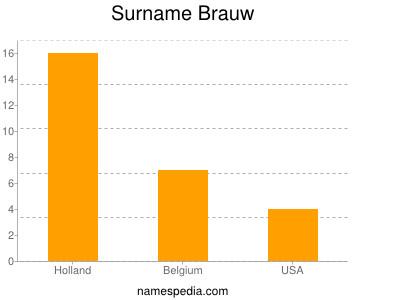 Surname Brauw