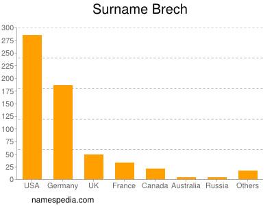 Surname Brech