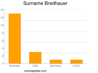 Surname Bredhauer