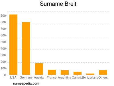 Surname Breit