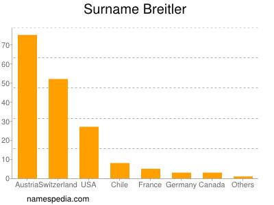 Surname Breitler