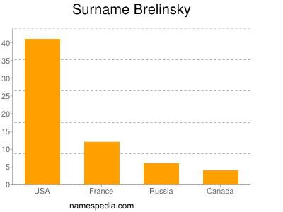 Surname Brelinsky